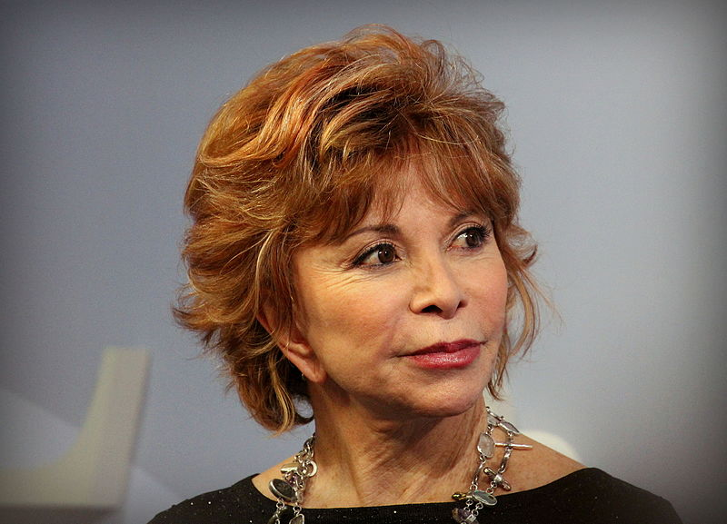 Picture of Isabel Allende