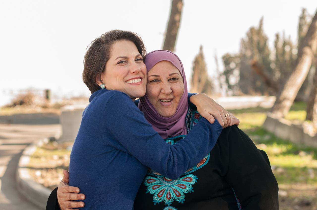 Picture of An Israeli-Palestinian Sisterhood