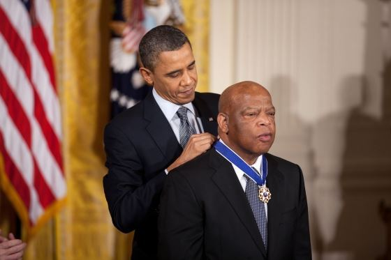 Picture of Remembering Congressman John Lewis - A Hero for All Time