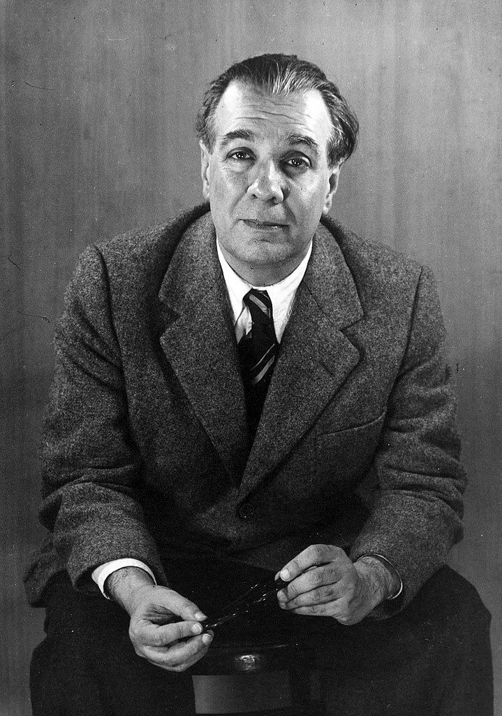 Picture of Jorge Luis Borges