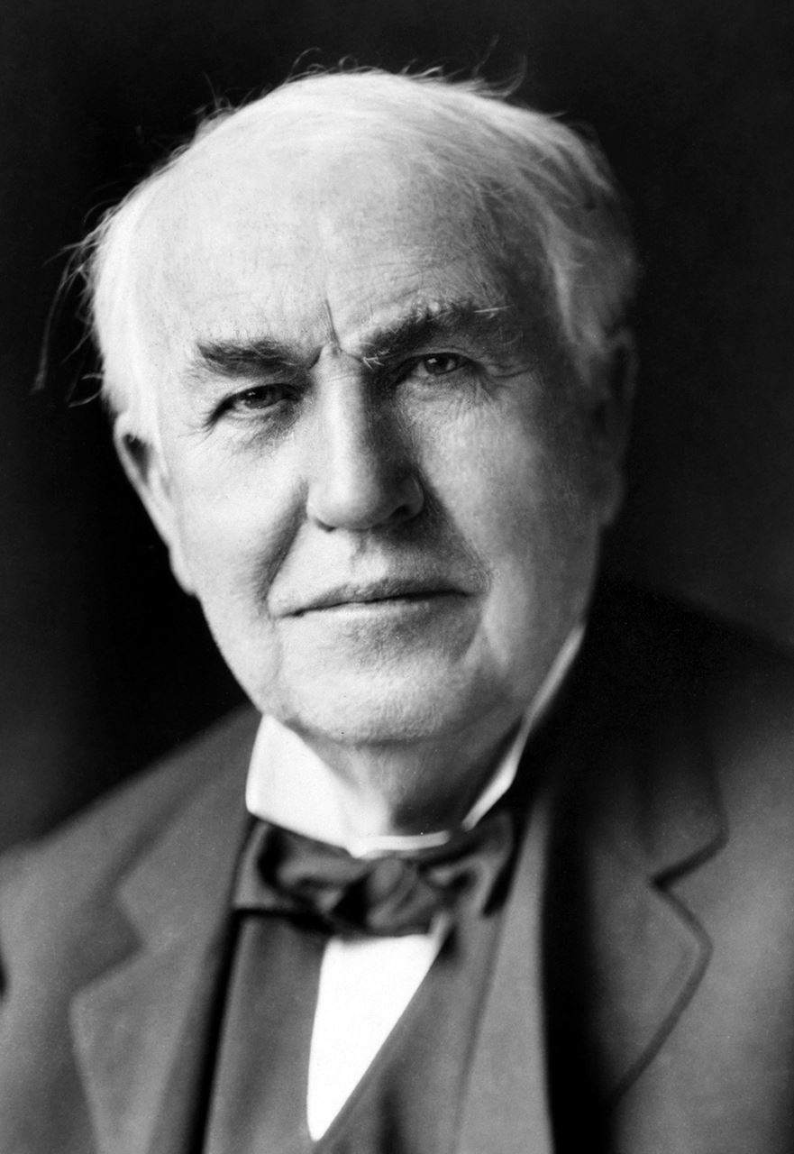 Picture of Thomas Alva Edison