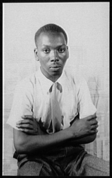 Picture of Jacob Lawrence