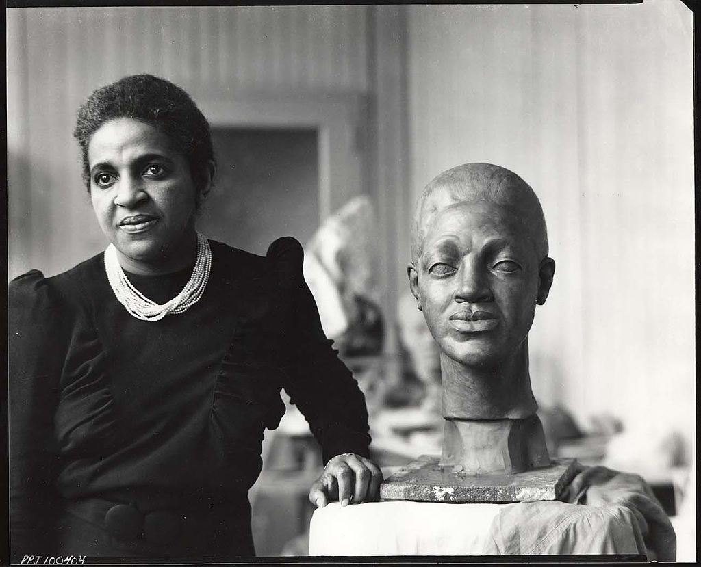 Picture of The Sculptor: Selma Burke