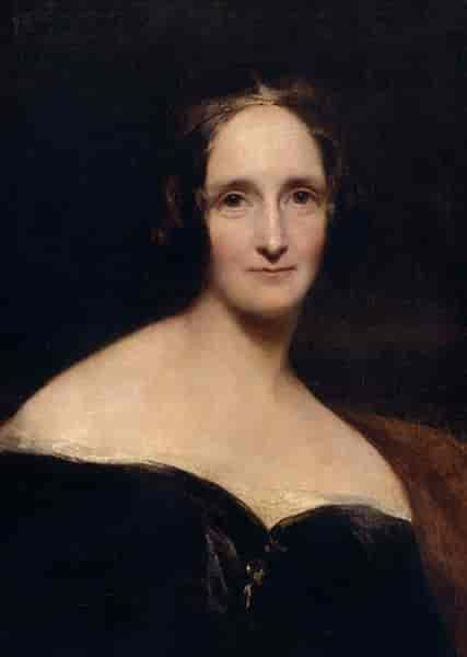 Picture of Mary Wollstonecraft Shelley