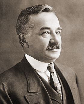 Picture of Milton S. Hershey