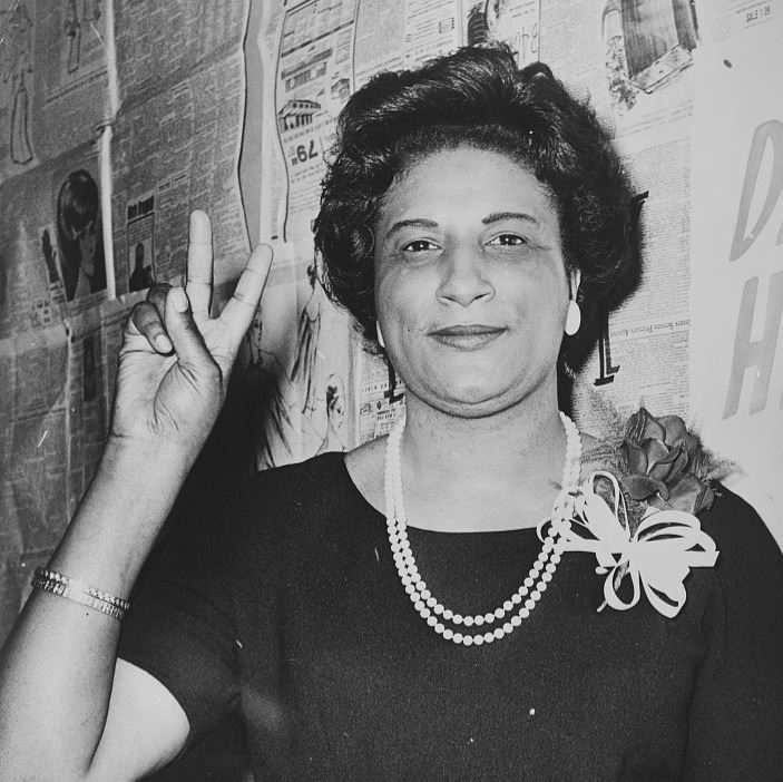 Picture of Constance Baker Motley