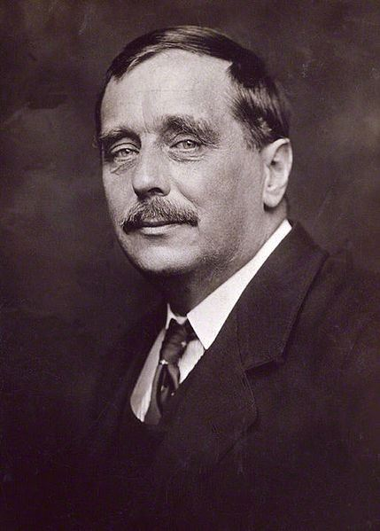 Picture of H.G. Wells