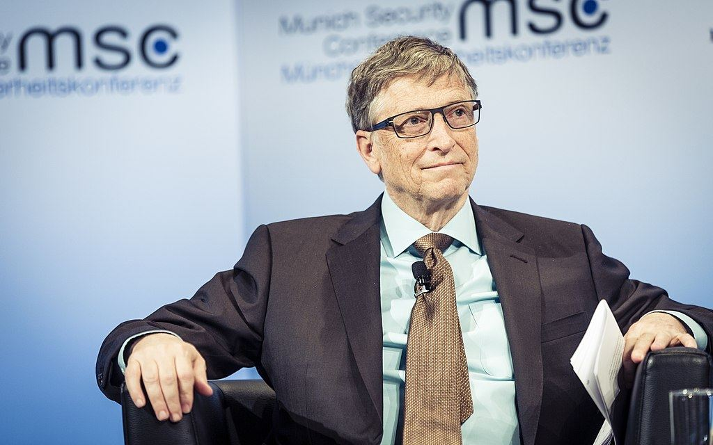 Picture of Bill Gates