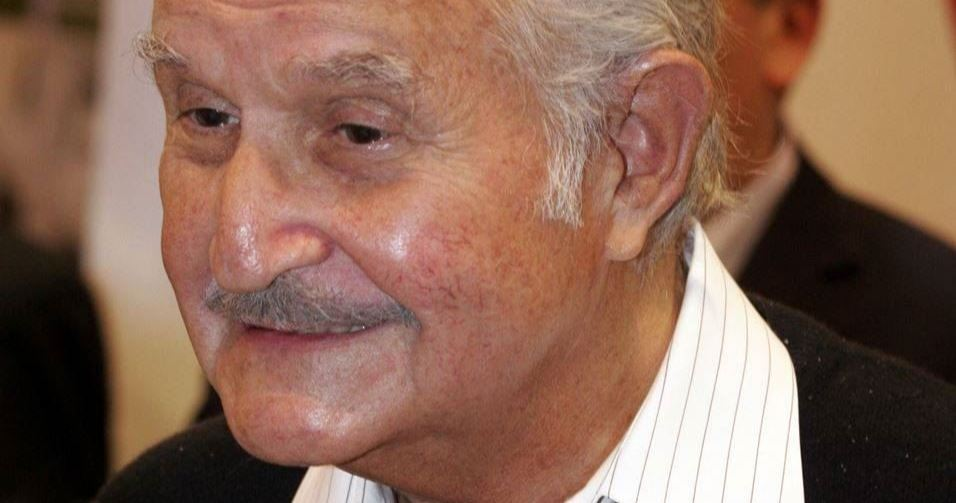 Picture of Carlos Fuentes