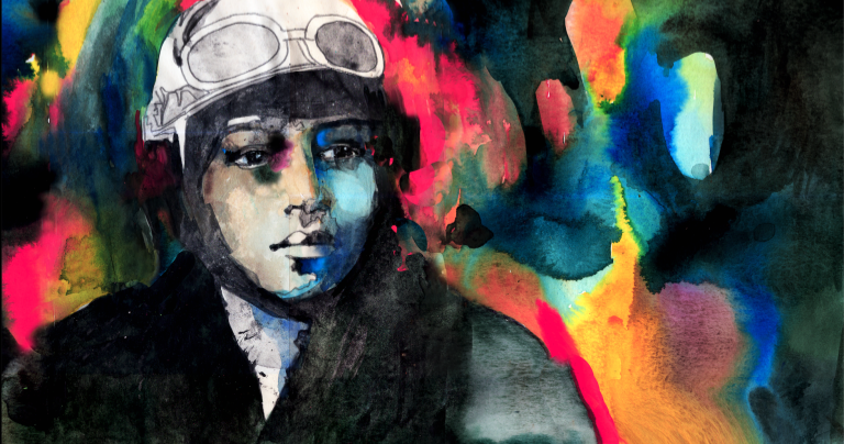Picture of UNLADYLIKE2020: Bessie Coleman