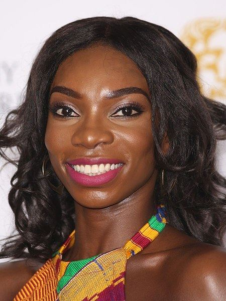 Picture of Michaela Coel