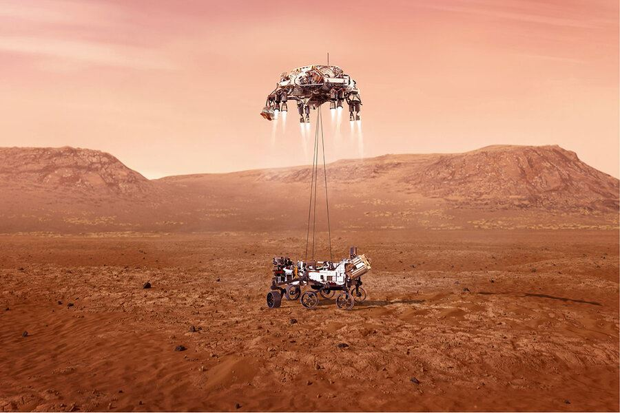 Picture of Drones in space: Can a helicopter take flight on Mars?