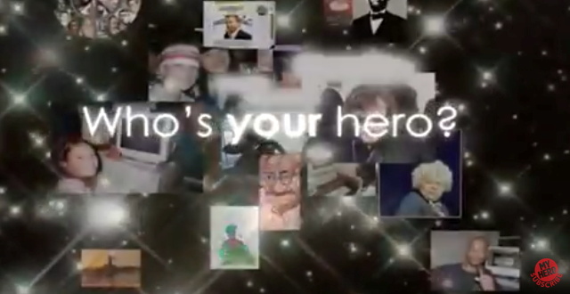 Who's Your Hero?