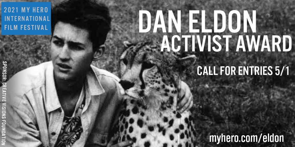 Picture of CALL FOR ENTRIES - 2021 DAN ELDON ACTIVIST AWARD