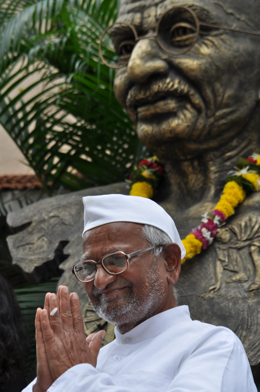 Picture of Kissan Baburao Hazare