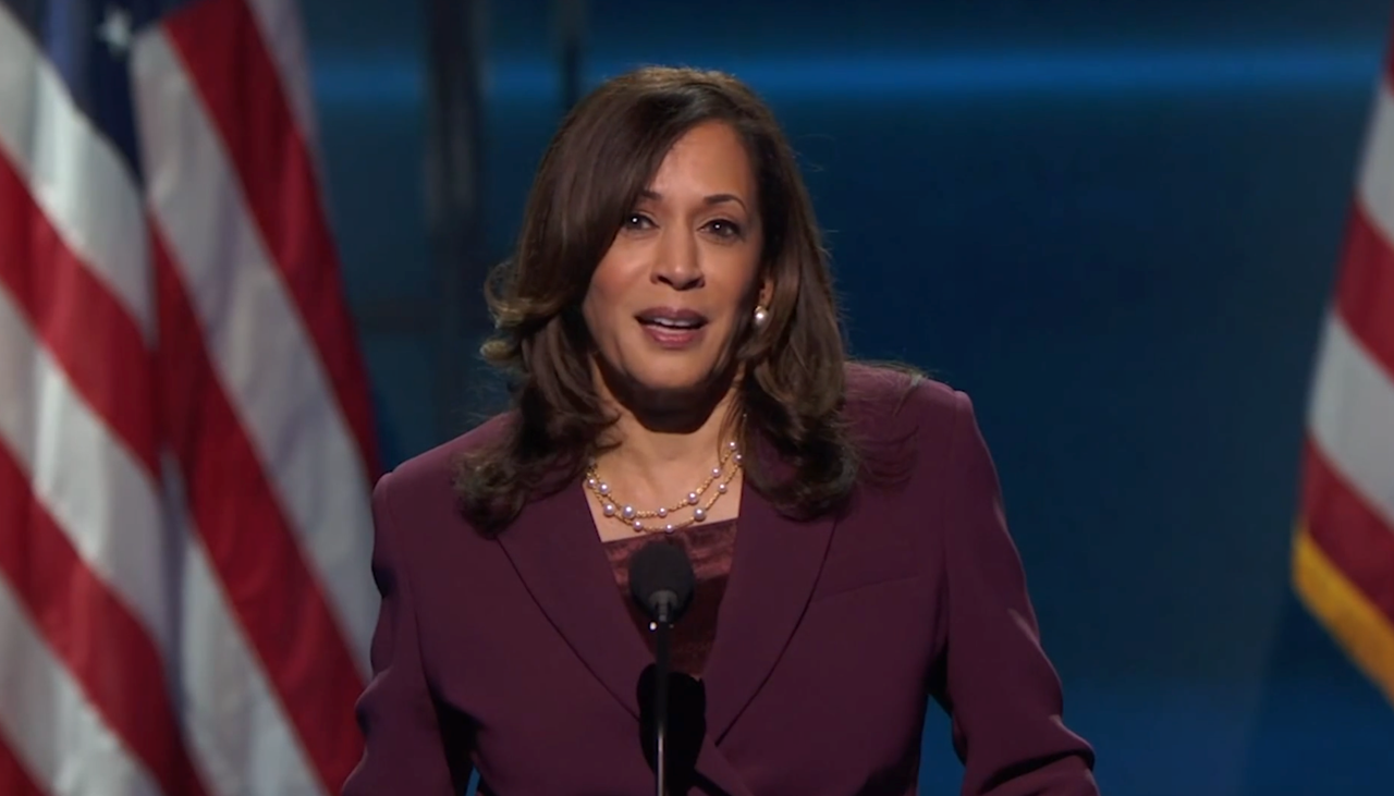Picture of VICE PRESIDENT KAMALA HARRIS: CHASE THE DREAM