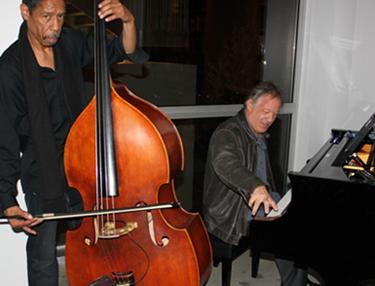 Michael Saucier and Stuart Pearlman