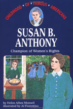 Thesis statement on susan b anthony