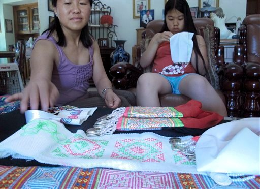 hmong ass