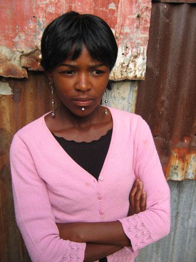 Thembi Ngubane (http://www.radiodiaries.org)