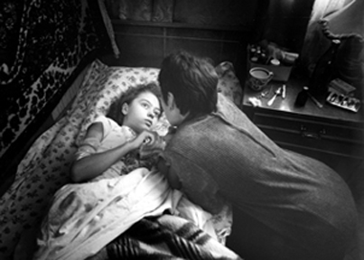 Photo: CHERNUISH Tanya, 14 years old. At the time of the accident, Tanya was four years old. She was exposed to radiation in Pripyat, a town near the Chernobyl Nuclear Power Station. Her thyroid-gland cancer was not discovered until it metastasized to her lungs and brain. She died on Jan. 16, 1997.