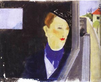 Friedl Dicker-Brandeis' artwork<br>Image from <a href=http://www.jewishmuseum.cz/en/afdb.htm>The Jewish Museum in Prague</a>