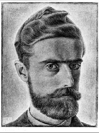 Self-Portrait 1929 Lithograph
