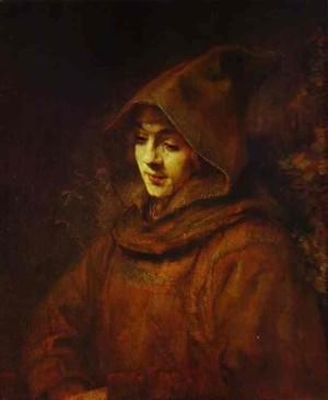 """Titus in a monk's habit"" 1660"