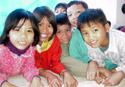 Vietnamese children<br>Photo from www.vnhelp.org