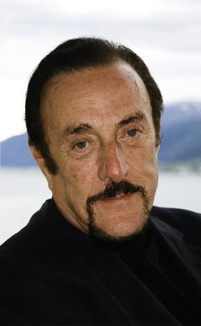 Philip Zimbardo, PhD (Photo courtesy of the Heroic Imagination Project)