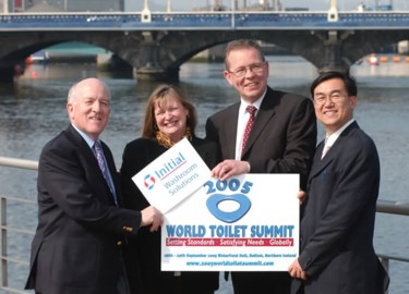 World Toilet Summit 2005, Belfast, Ireland