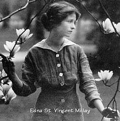 Edna St. Vincent Millay <br> (www.brocku.ca/greatbooks/img_millay_edna.jpg)