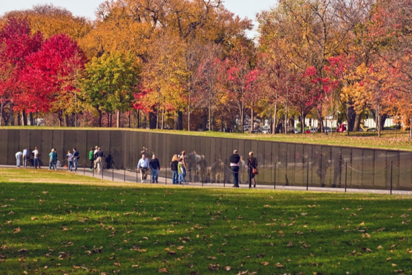 Vietnam Memorial (genenphotos)