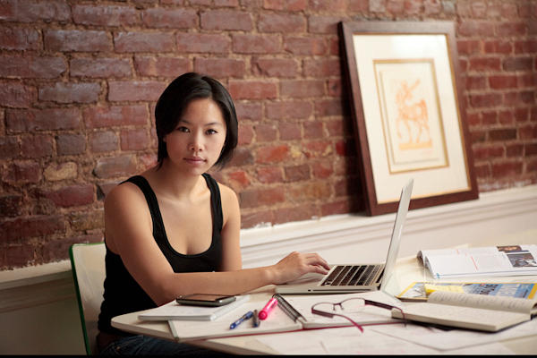Rachael Chong is CEO and founder of Catchafire, a 'social mission business' that aims to connect skilled professionals with meaningful volunteer projects.  <P>Courtesy of Catchafire