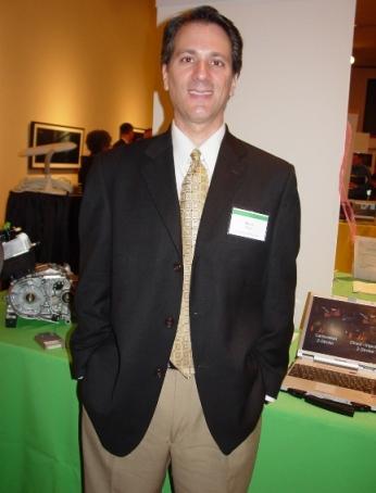 Brock Silvers, CEO of Envirofit