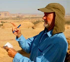 On location in Arabia (MacGillivray Freeman Films)