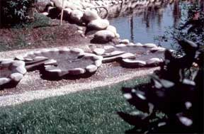 The Living Water Garden.<br>Photo from greenmuseum.org.