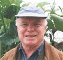 Dr. John Todd<br>Photo courtesy of Ocean Arks International
