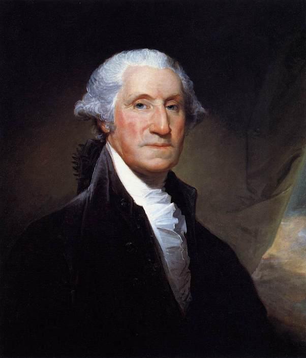 What laws did George Washington pass?