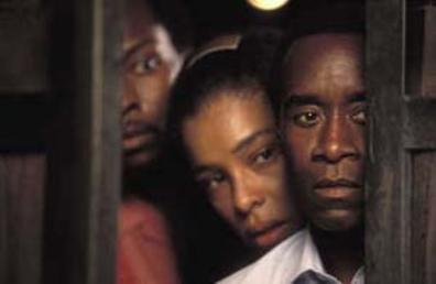 A still from the movie <i>Hotel Rwanda</i><br>