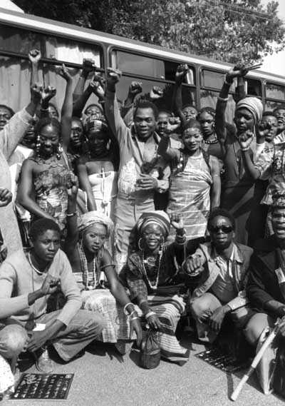 Afribeat.com Photos</a> Bailey's African Archives