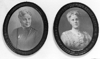 Ann Maria Reeves Jarvis and Anna Jarvis