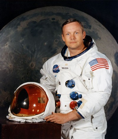 This is Neil Armstrong in his space suit. ( www.windows.ucar.edu/. ../postcards.html)