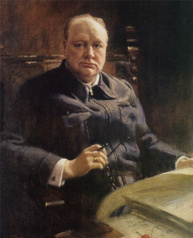 Winston Churchill(http://www.britishempire.co.uk/images3/churchill.jpg)