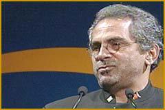 Jose Horta, winner of Nobel Peace Prize