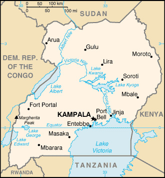 <a href=https://www.cia.gov/library/publications/the-world-factbook/geos/ug.html>Map of Uganda</a>