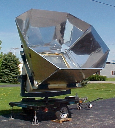 The Solar Oven Project needs support to bring ovens to Haiti