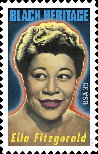 <a href=http://z.about.com/d/stamps/1/7/3/-/-/-/EFitzgerald300dpi.jpg>Ella, honored by the US Postal Service</a>