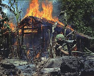 The horrors of the Vietnam War