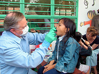 The Global Village Foundation's Dental Health and Education Project